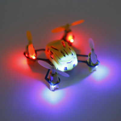 Télécommande Mini Quadcopter Flying Helicopter Toys Hubsan NANO  YT