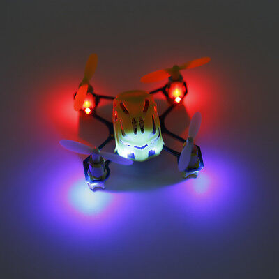 New hot sell Remote Control Mini Quadcopter Flying Helicopter Toys Hubsan NANO~