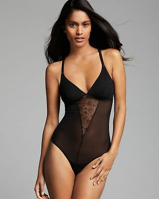La Perla Flora Black Bodysuit - Various Sizes