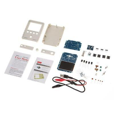 "200KHz Pocket Digital Oscilloscope DIY Kit 2.4"" TFT Dispaly SMD Soldered A0I8"