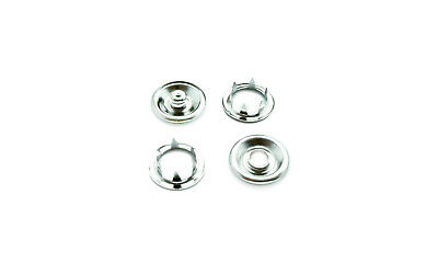 20mm Metal Snap Poppers Studs Fasteners for Leather Craft Clothing Bags Fashion