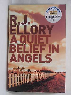 A Quiet Belief in Angels, R.J. Ellory, New Book
