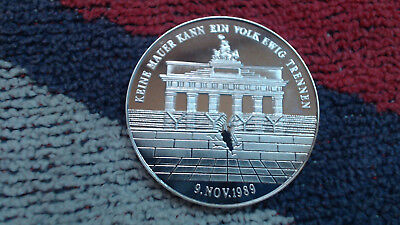 Germany  1949-89  Proof  Silver  Medal  .........#28