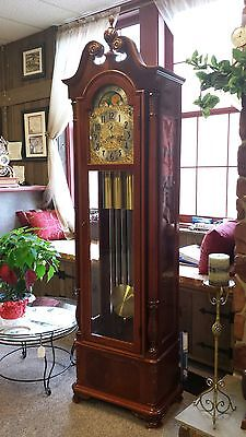 "Herschede Model 294 ""Haverford"" Grandfather Clock/Clocks"