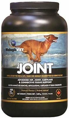 BioJOINT Advanced Hip and Joint Mobility for Dogs Cats 1600 g Powder