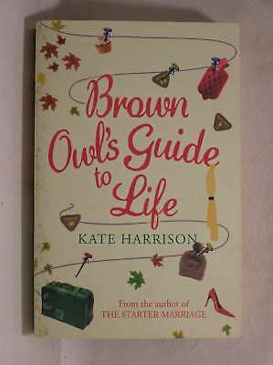 Brown Owl's Guide To Life, Kate Harrison, New Book
