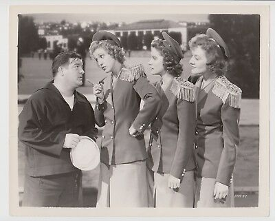 Lou Costello & The Andrew Sisters In The Navy 1941 Vintage Quality 8X10 Print