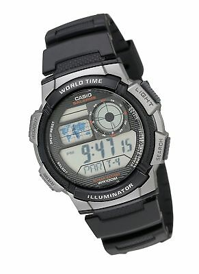 Casio Men's AE1000W-1B black