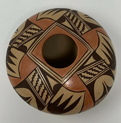 Traditional Hopi Pottery by Renowned Artist Adelle Nampeyo