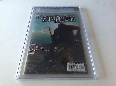 Doctor Strange 1 Cgc 9.8 White Pages Cool Updated Version Not Cbcs Pgx