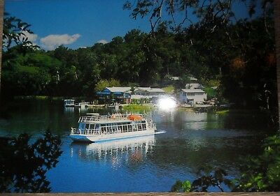 Postcard of Lake Barrine, Atherton Tableland, North Queensland