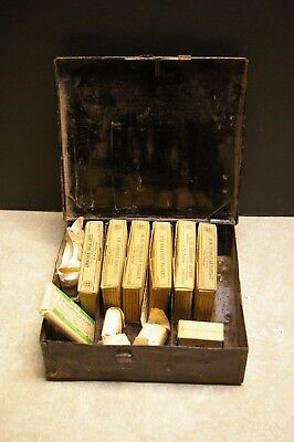 Antique 'msa - Mine Safety Appliances Company' Mining First Aid Kit
