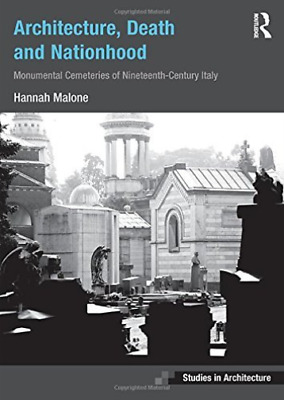 Malone Hannah-Architecture Death And Nationhood  BOOK NUEVO (Importación USA)