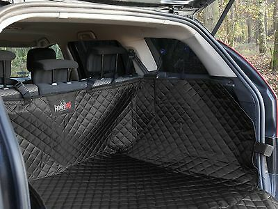 Luxury Car Boot Cover Liner for Dog Protector Mat black grey Pet
