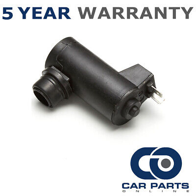 Windscreen Washer Pump Front Single Outlet For Honda Jazz (2002-2008)