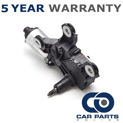 Rear 12V Windscreen Wiper Motor For Audi A4 A6 RS4 RS6 VW Touran