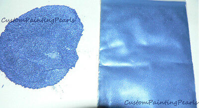 25g Candy Pure Sparkling Blue pearl airbrush HOK House of Kolor paint HVLP gun