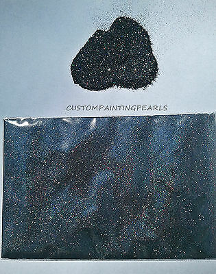 "25g Black Halo Holographic Flake .004"" HVLP HOK Paint"