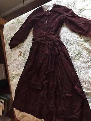 Civil War Re-enactment woman's complete outfit from Abraham's Lady (Gettysburg)