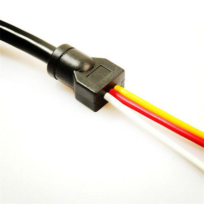 5FT Full HD HDMI Male to 5 RCA / 3 RCA RGB Audio Video AV Cable White Yellow Red