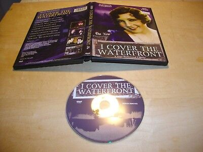 I Cover the Waterfront (DVD, 2004)
