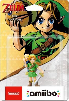 amiibo Zelda Link Majora's Mask Switch  Brand New