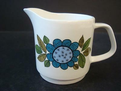 J & G Meakin Topic Milk Jug