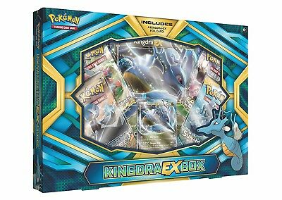 POKÉMON TCG Kingdra EX Box Pokemon - Great Gift Idea - BNIB!!