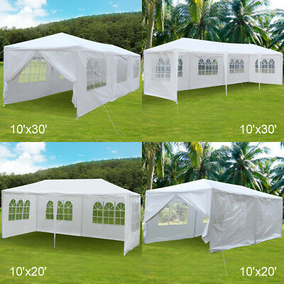 3X6M/9M Gazebo Party Wedding Marquee Event Pavilion Tent Shade Canopy Camping AU