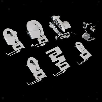 Set Domestic Sewing Machine Foot Presser Feet Kit For Brother Singer Janome