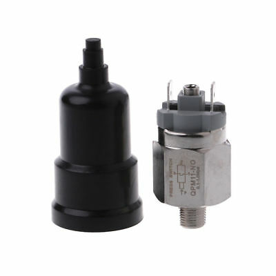 Adjustable 1/8'' QPM11-NO Pressure Switch Wire External Thread Nozzle