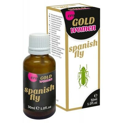 Spain Fly women GOLD strong stimolante pene naturale uomo erezione prolungata