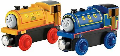 Fisher-Price Thomas Wooden Railway Bill and Ben Engines