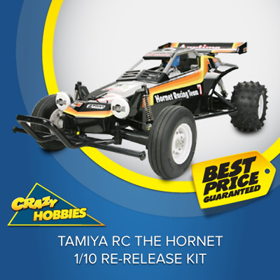 Tamiya RC The Hornet - 1/10 Re-Release Kit #58336 CRAZY HOBBIES