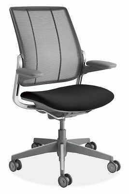 Diffrient Smart Chair in Grey by Humanscale -OPEN BOX