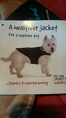 Dog Gone Smart Company of Animals Quilted Dog Coat 24in Red