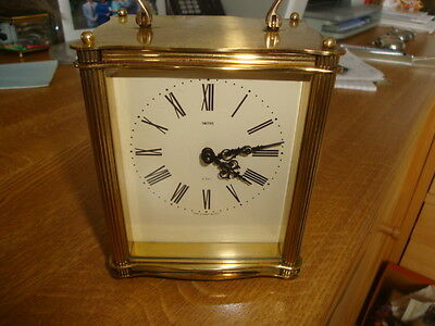 Smith carriage clock