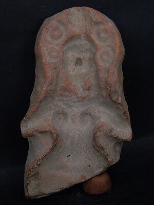 Ancient Large Size Teracotta Mold Indus Valley 600 BC   #TR15318