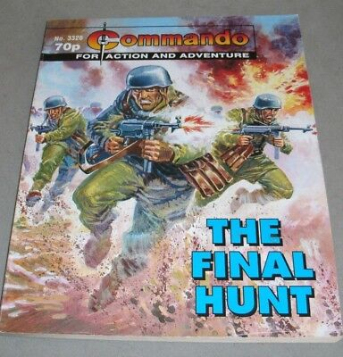 commando issue number 3326.
