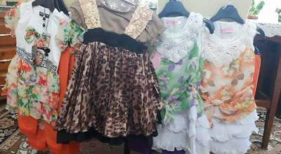 new kids clothes wholesale job lot 84x  2years to 12 years