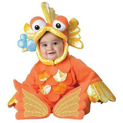 NEW Giggly Goldfish Deluxe Toddler size L 18 months-2T Costume Outfit 6069