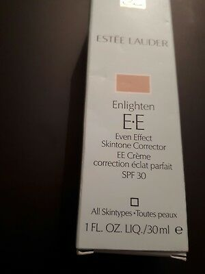Estee Lauder Enlighten EE Even Effect Skintone Corrector SPF 30 30ml - 01 Light