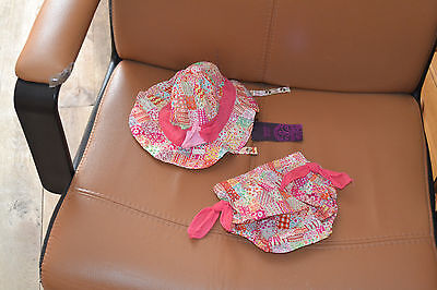 blomer maillot de bain +chapeaux liberty marese neuf 1 MOIS on craque