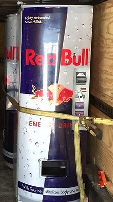 9 Red Bull Vending Machines, Royal Vendors