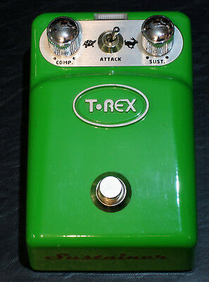 T-RexTonebug Sustainer Compression Pedal (used)