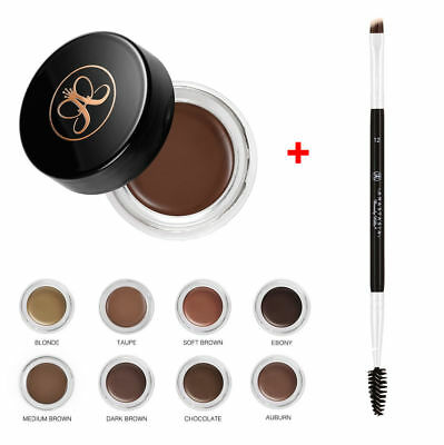 Anastasia Beverly Hills ® Dipbrow Pomade Augenbrauengel + Duo Brush #12