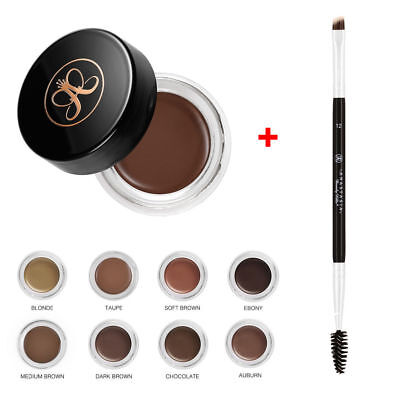 Original Anastasia Beverly Hills ® Dipbrow Pomade Augenbrauengel +Duo Brush #12