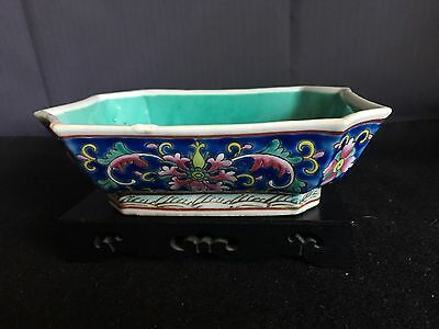 A Chines Famille Rose Porcelain Bowl