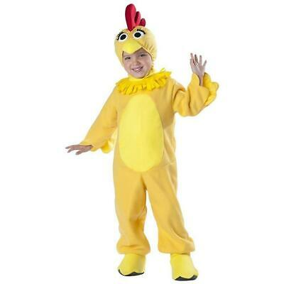 NEW Sprout TV Star Chica Chicken Kids size M 4T Costume Outfit InCharacter