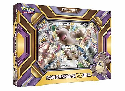 POKÉMON TCG Kangaskhan EX Box Pokemon - Great Gift Idea - BNIB!!